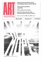 Art Monthly 124