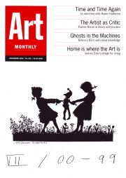 Art Monthly 181