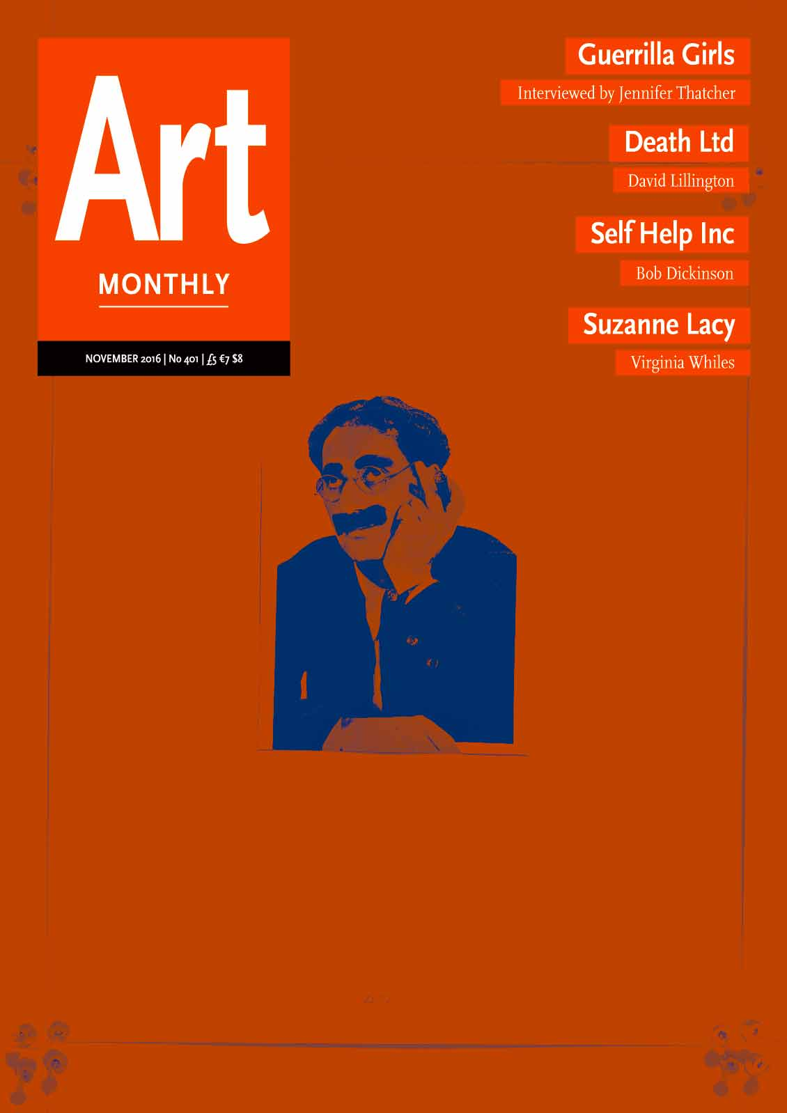 What are some of the best magazines/journals for contemporary art?
