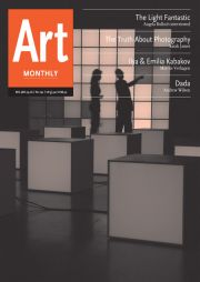 Art Monthly 292