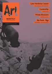 Art Monthly 419