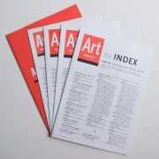 Art Monthly Index
