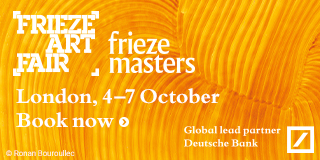 frieze masters/art fair 2
