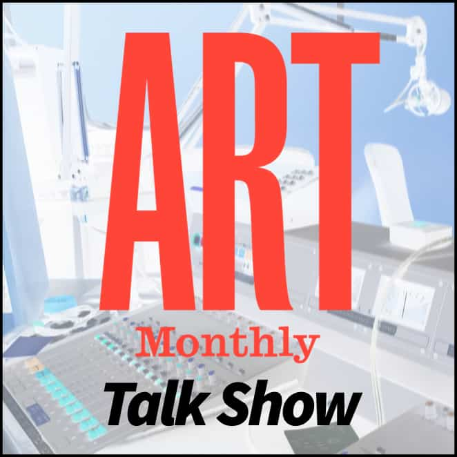 Art Monthly Talk Show